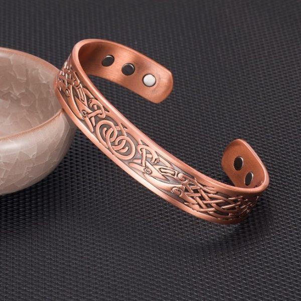 Bracelet cuivre homme