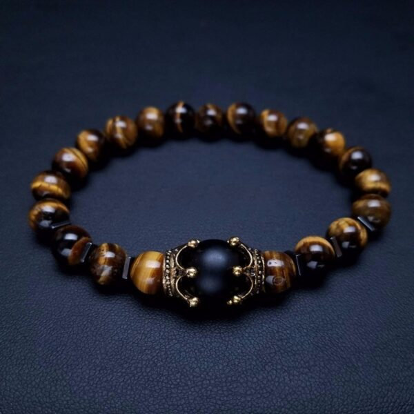 Bracelet boule homme