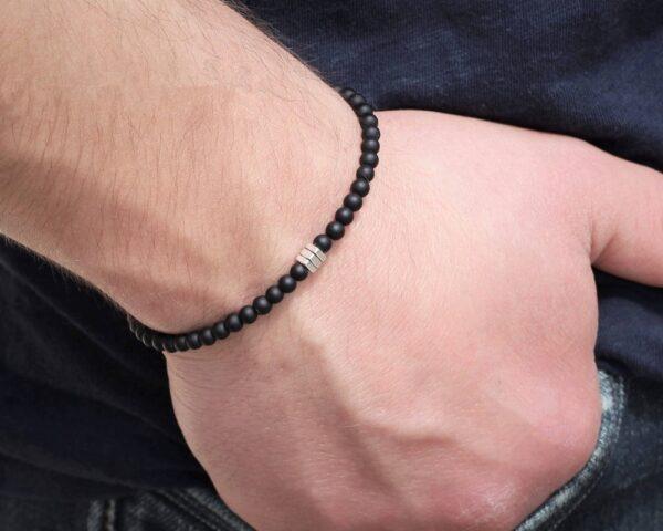 Bracelet fin homme