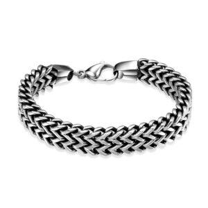 Bracelet chaîne homme