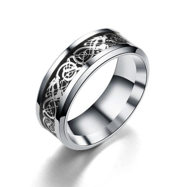 Bague homme celtique