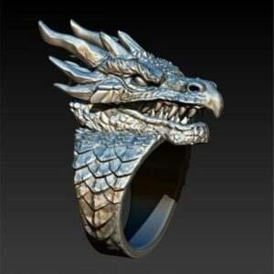 Bague de dragon