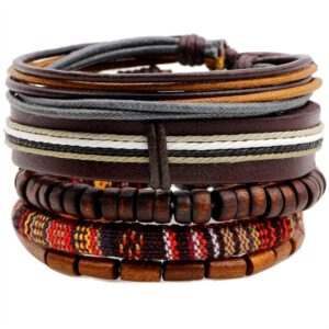 Bracelet africain homme