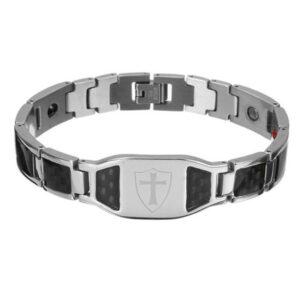 bracelet homme carbone
