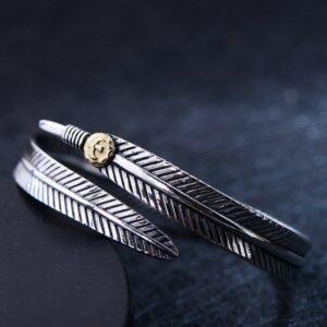 Bracelet indien argent