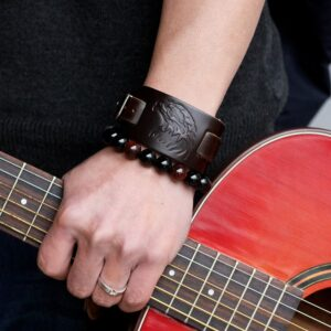 Bracelet manchette style indien