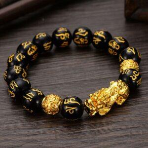 Bracelet pierre de chance