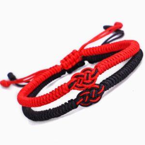Bracelet rouge chance