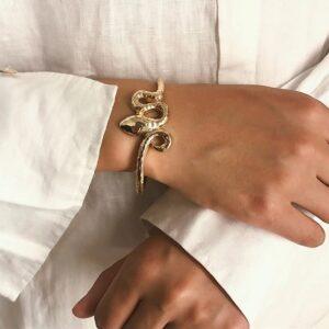 Bracelet snake indien