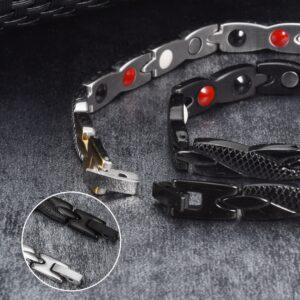 Bracelet en acier inoxydable homme