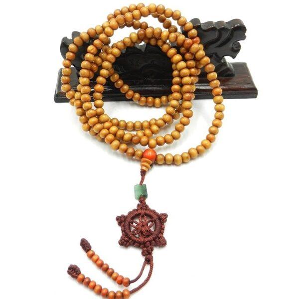Meditation bracelet yoga jaune