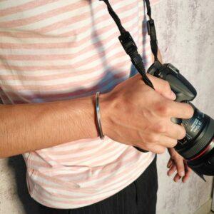 Bracelet jonc acier inoxydable 3