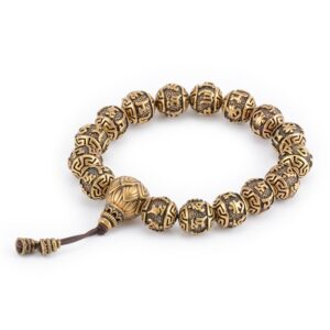 Bracelet bouddhiste 11 mm