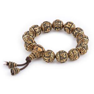 Bracelet bouddhiste 15 mm