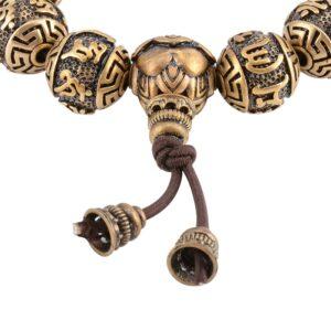 Bracelet bouddhiste cuivre