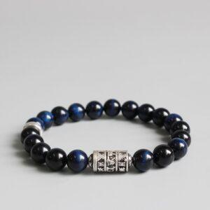 Bracelet perle tibetain méditation