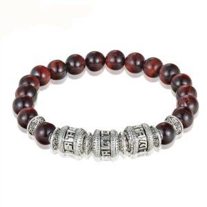 Mantra bracelet feng shui