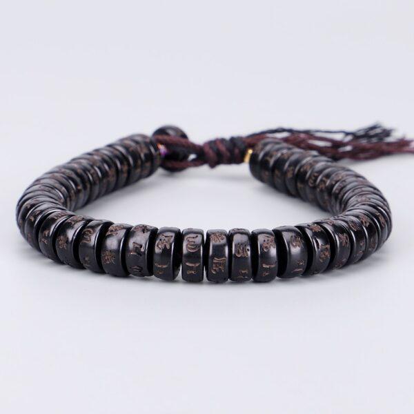Véritable bracelet tibetain