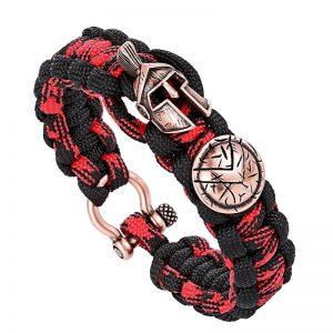 Bracelet de spartiate homme
