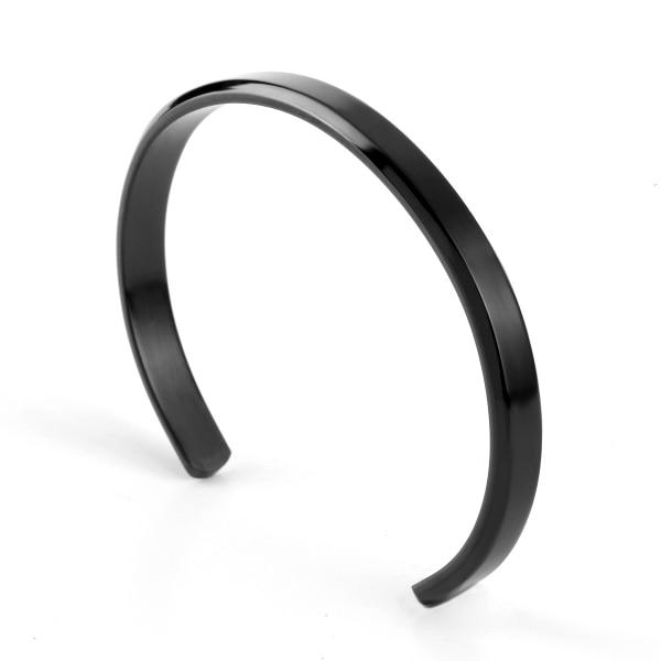 Bracelet esclave homme noir
