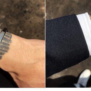 Bracelet esclave pour homme jonc
