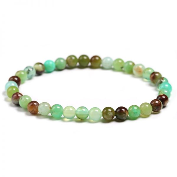 Bracelet homme pierre de jade 6mm
