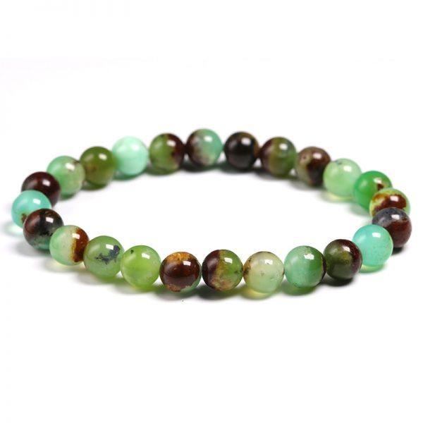 Bracelet homme pierre de jade 8mm