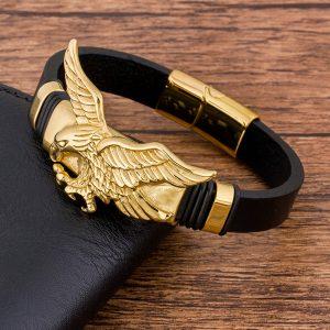 Bracelet indien doré