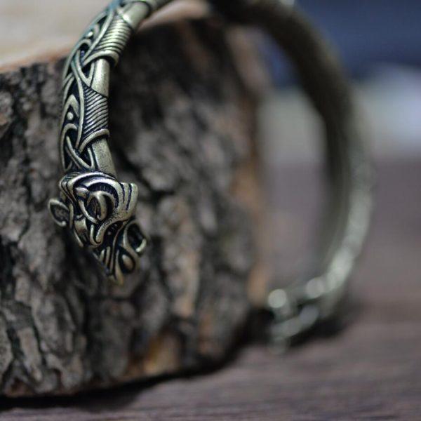 Bracelet jonc du viking