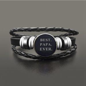 Bracelet meilleur papa