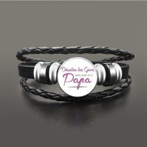 Bracelet papa d'amour