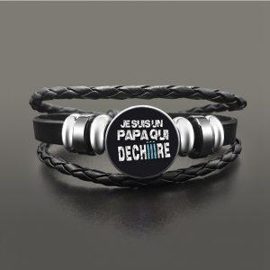 Bracelet papa naissance