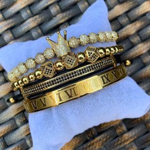 Bracelet romain homme