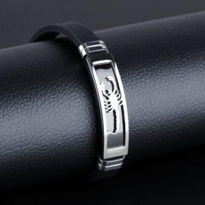 Bracelet scorpion pour homme
