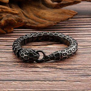 Bracelet serpent ancien
