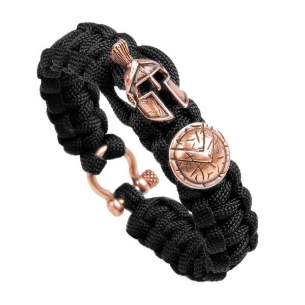 Bracelet spartiate homme
