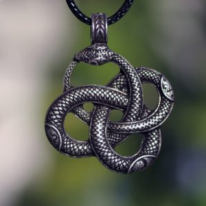 Collier du serpent